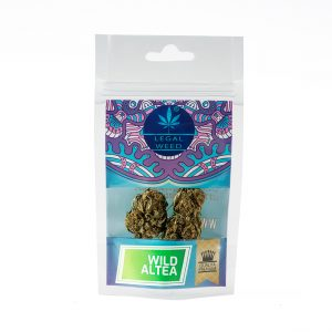 Legal Weed Wild Altea