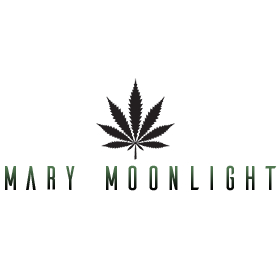 Mary Moonlight Logo Cbdbud.it